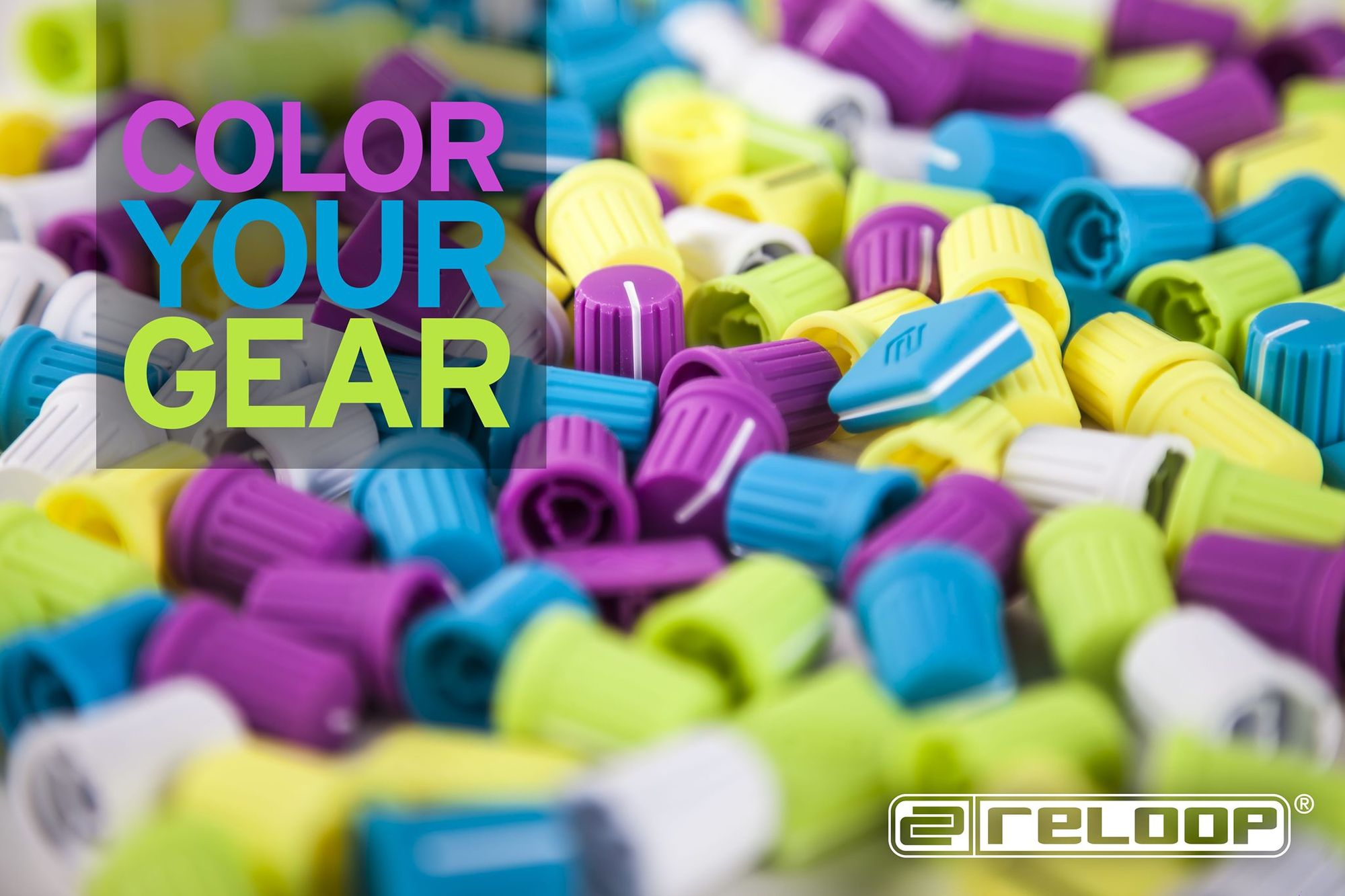 Color your gear!