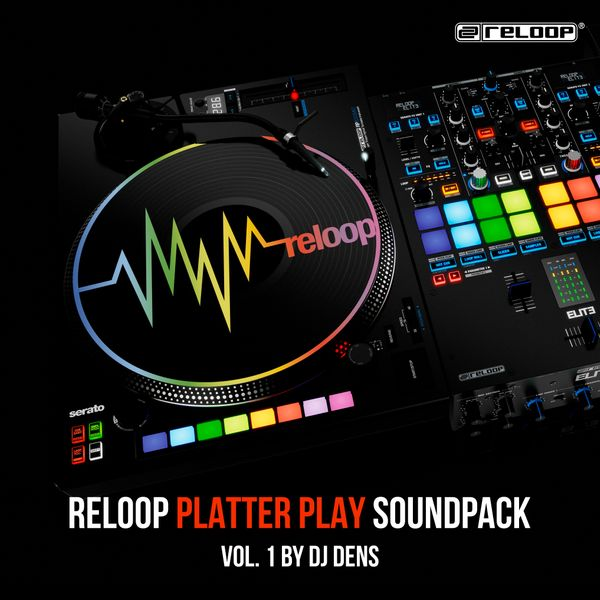 RELOOP PLATTER PLAY SOUNDPACKS