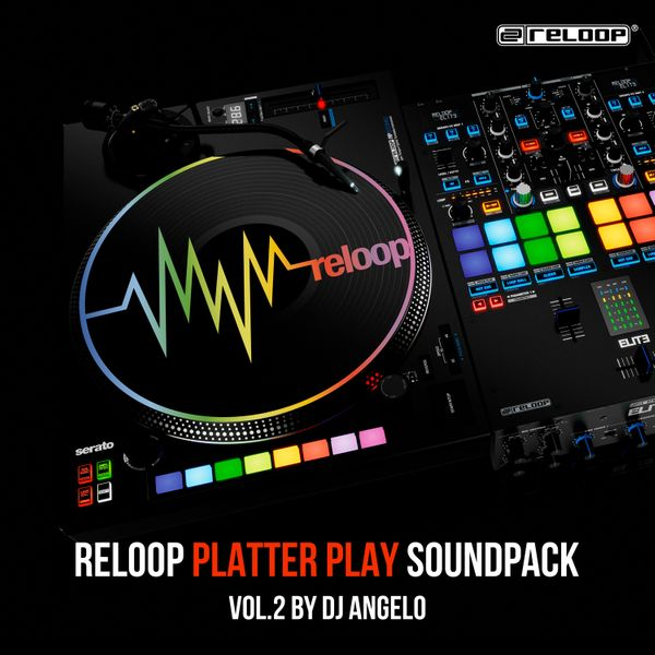 DJ ANGELO´s sound pack for the RP-8000 MK2